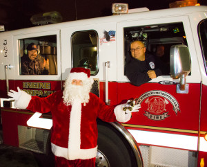 Santa is Coming to Rosemont!