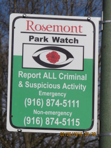 Park Safety & Reporting