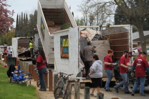 Trash Cleanup Day a Success