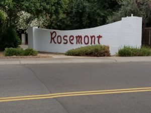New Signage in Rosemont