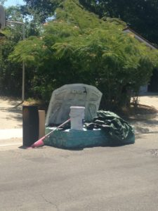 County Offers Free Mattress Dumping